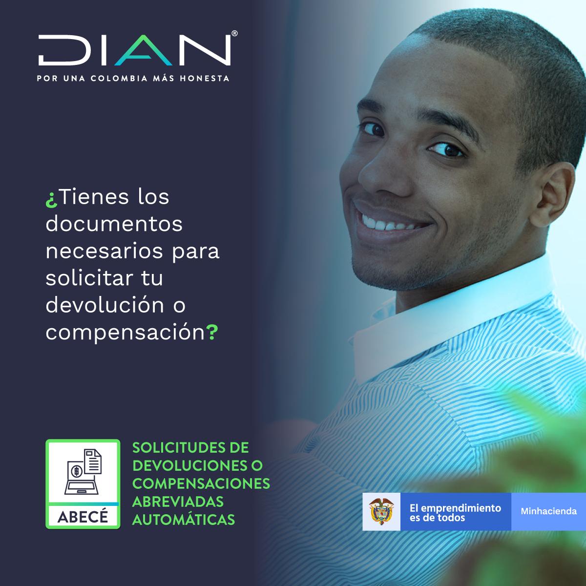 Dian publica guía para comprobar requisitos para solicitar devolución de saldo a favor
